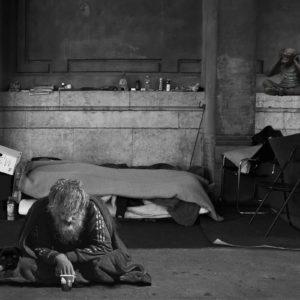 obdachlos spende