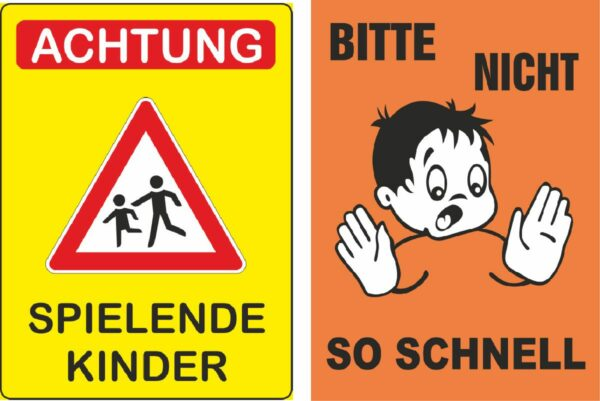 Achtung KInder shop_at