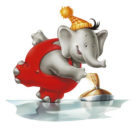 Eisstock_Elefant