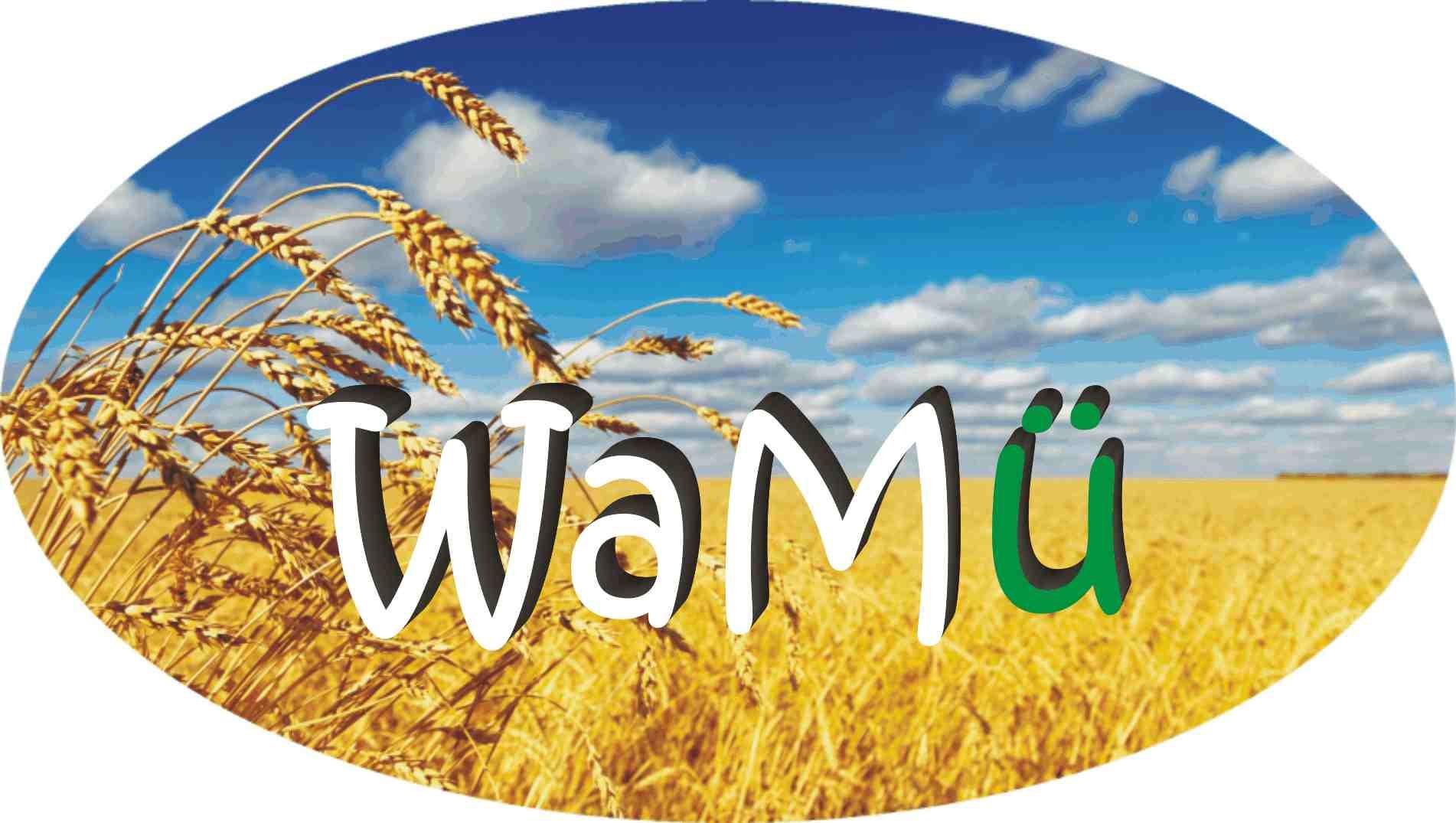 WaMue Logo Korn